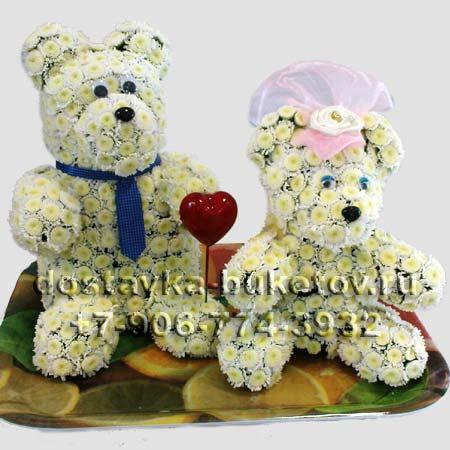 Жених и невеста звёздные цветы